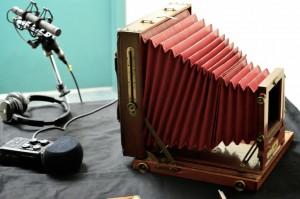 Antique Camera Recording1