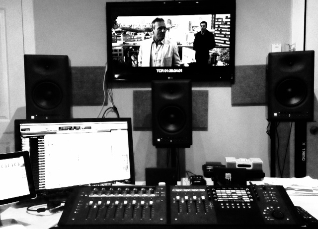 Sound Editing_THE BROTHER